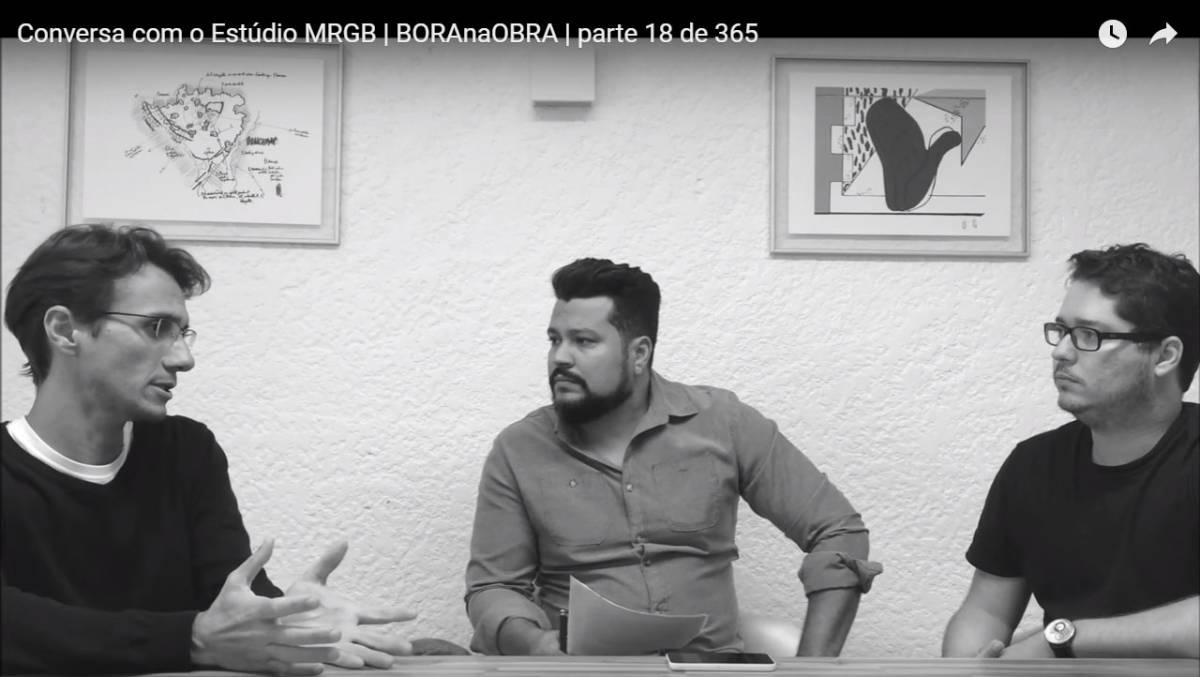 BORA Conversar? |Estúdio MRGB – Igor Campos e Hermes Romão